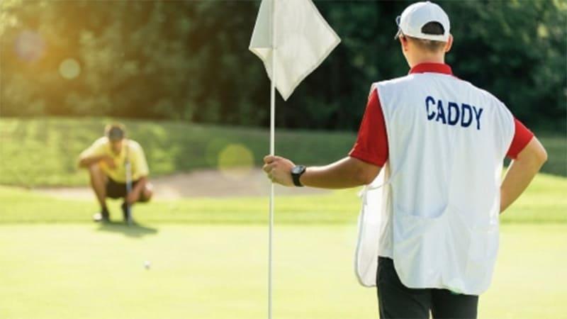Be A Golf Caddy