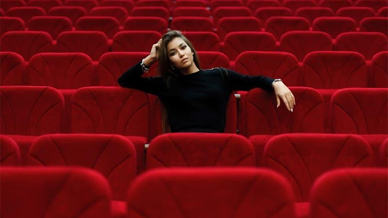 Work In A Movie Theatre