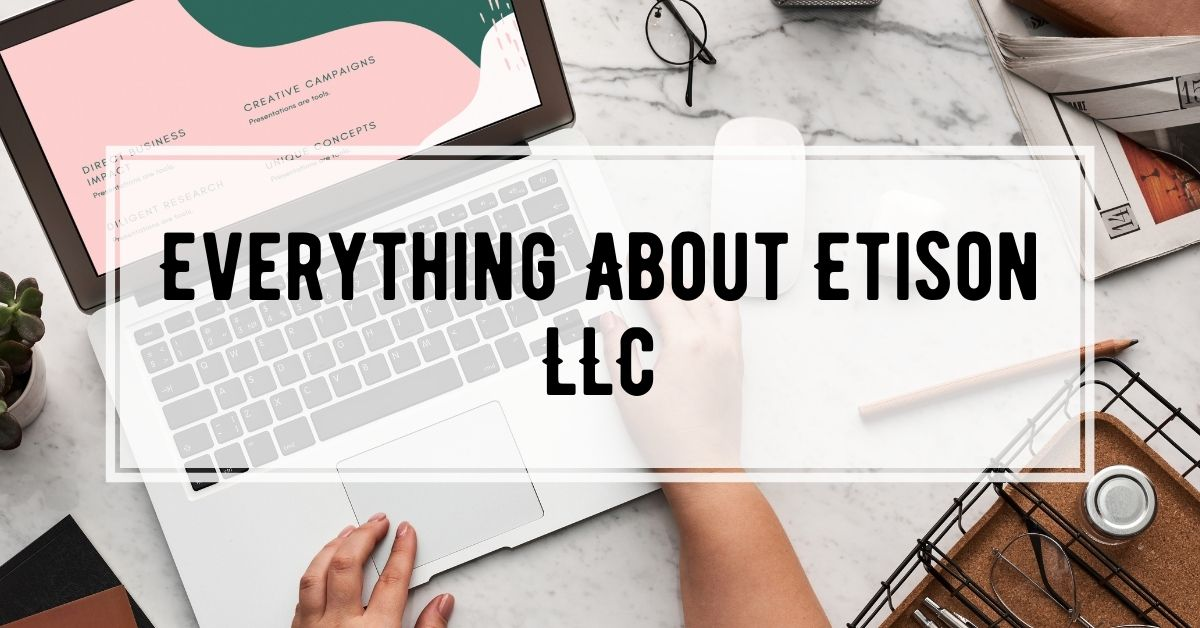 Everything About Etison LLC