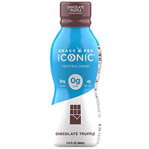 Iconic Protein Drinks Meal Replacement Shakes