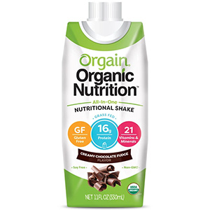 Orgain Organic Nutritional Meal Replacement Shake